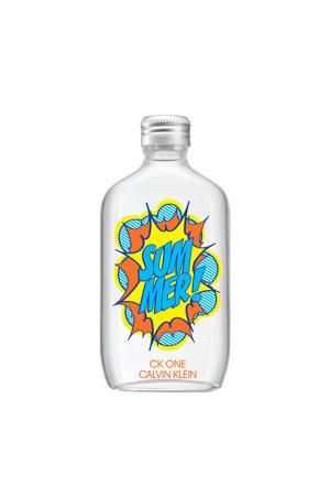 One Summer 2019 edition eau de toilette - 100 ml