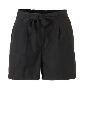 JDWilliams high waist regular fit short zwart