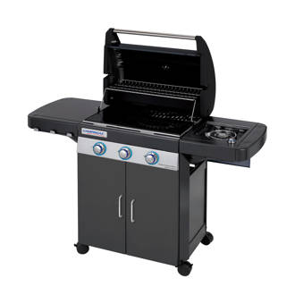 3 serie EXS Black gasbarbecue