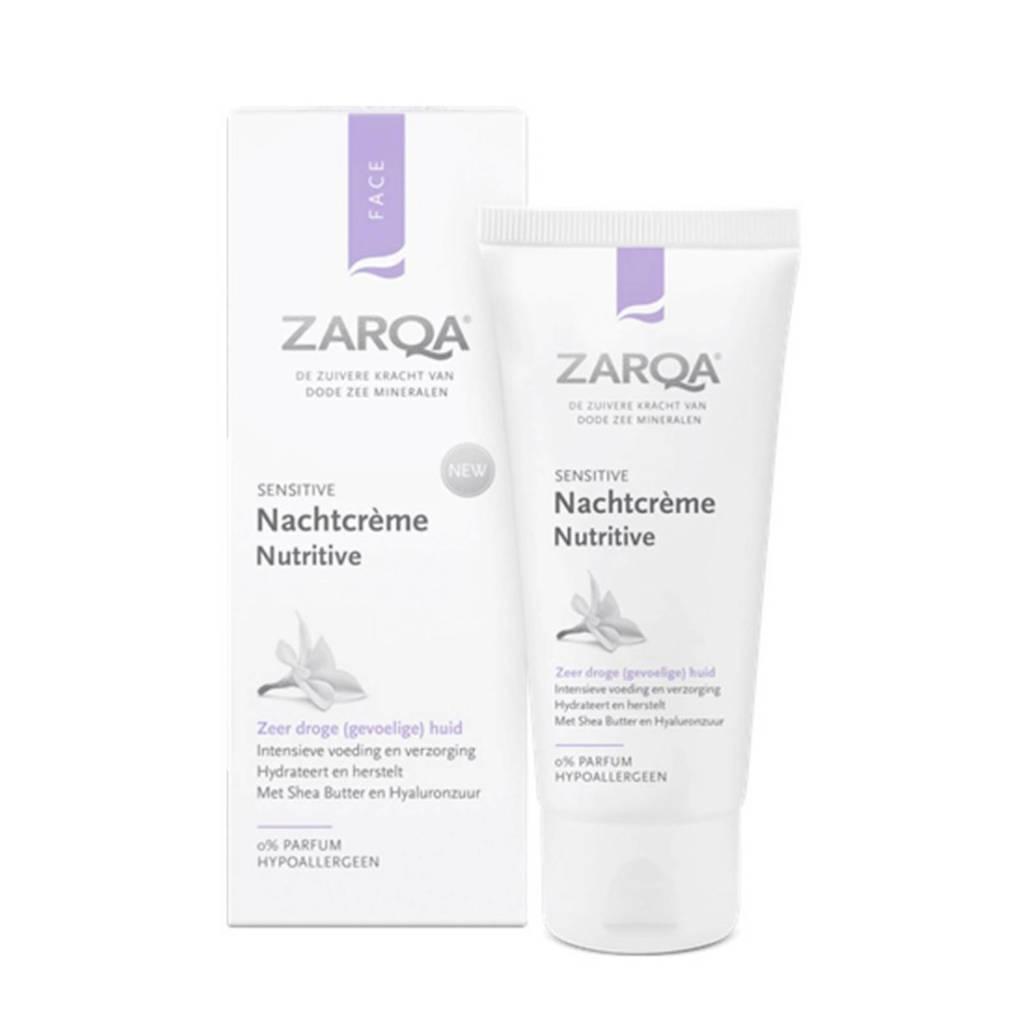 Zarqa Natritive nachtcrème - 50 ml