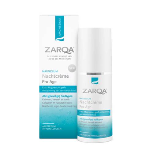 Zarqa Magnesium Nachtcreme Pro-Age 50ml