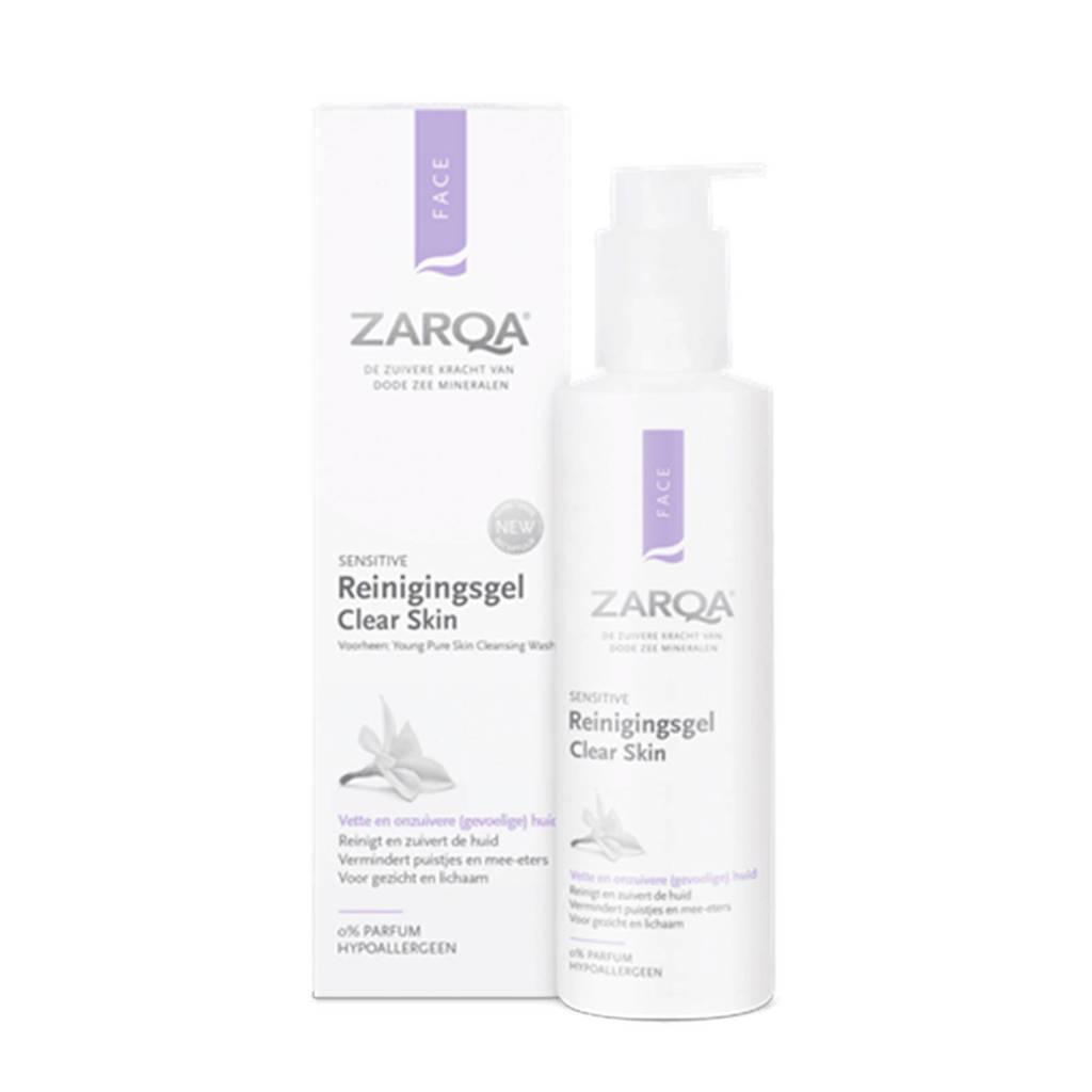Zarqa Reinigingsgel Clear Skin - 200 ml