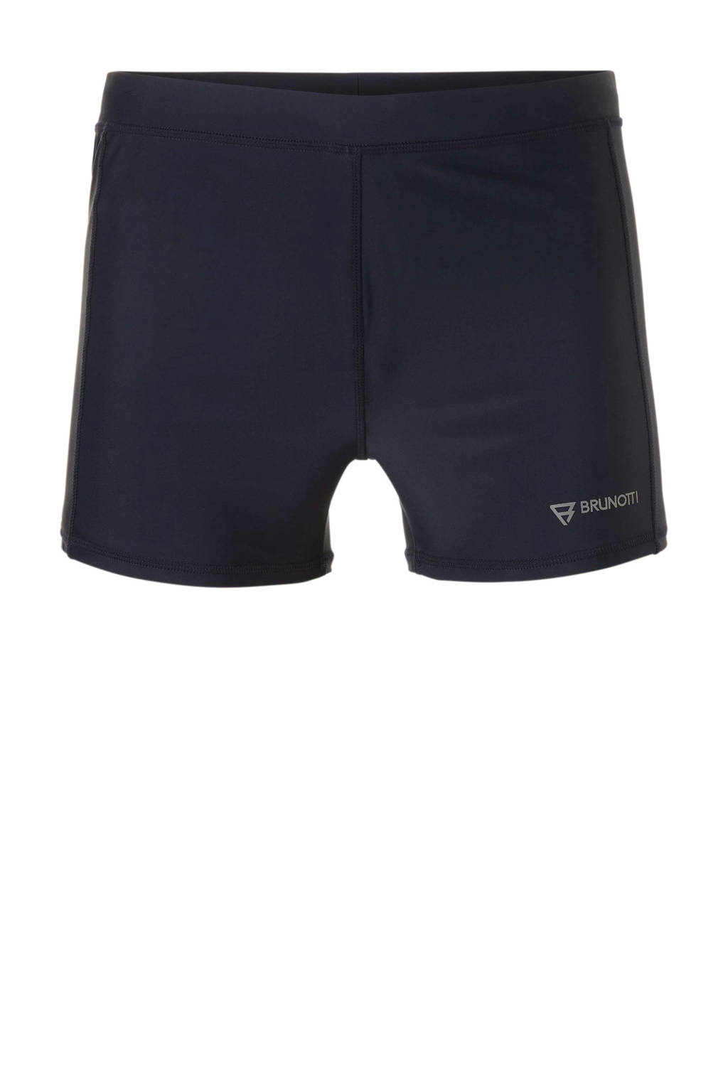 Brunotti zwemboxer uni marine, Blauw