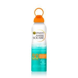 aloe water factor 50 - zonbescherming