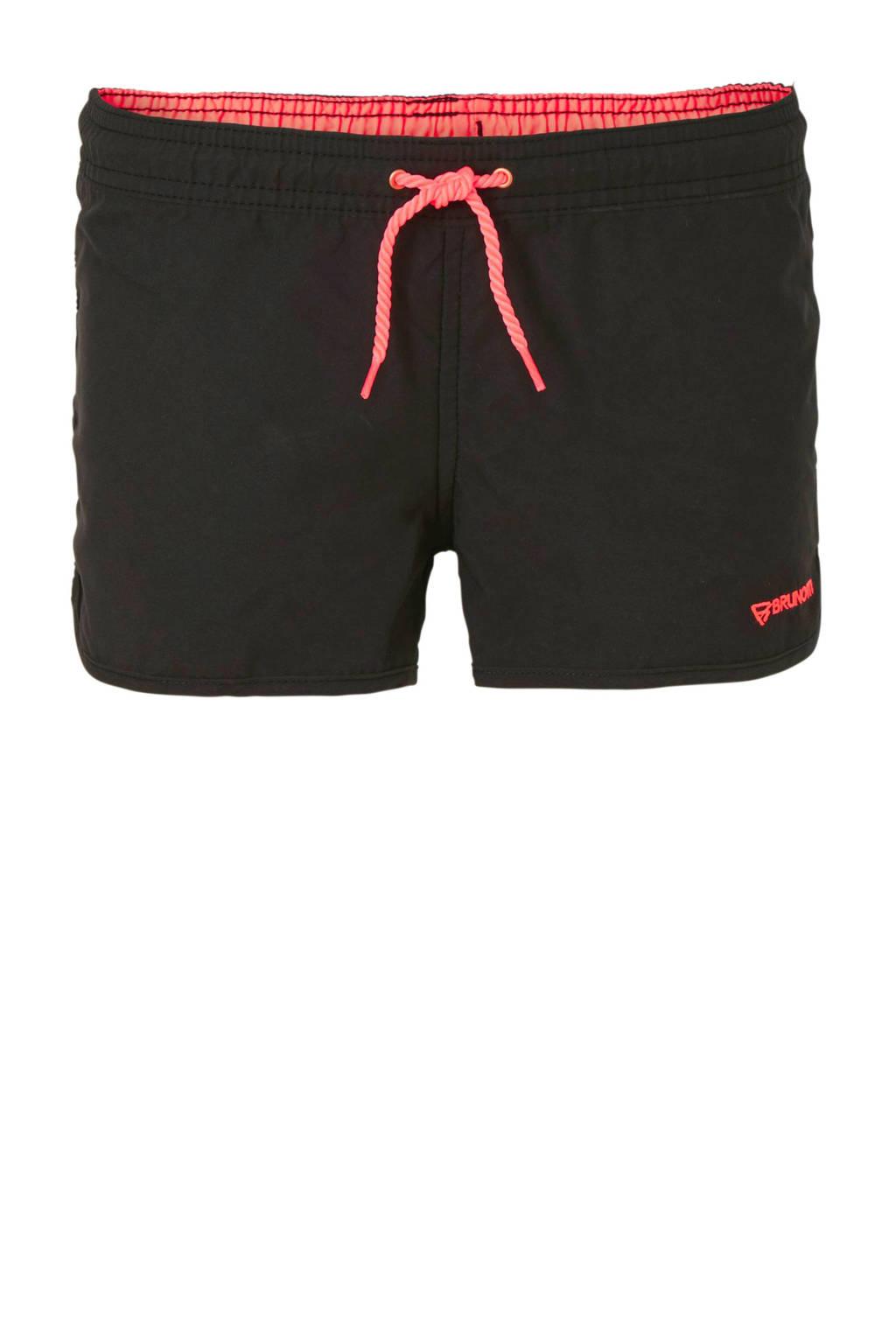 Brunotti Korte Broek Dames.Brunotti Zwemshort Quick Dry Uni Zwart Wehkamp