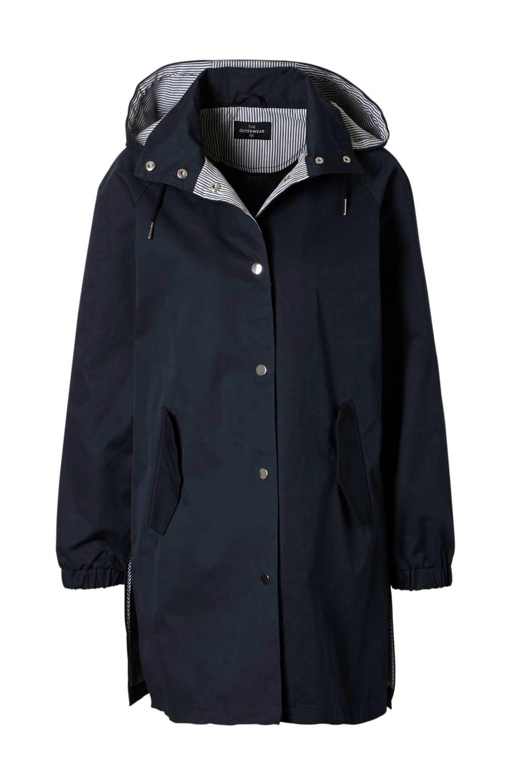 C&A Yessica jas donkerblauw, Donkerblauw
