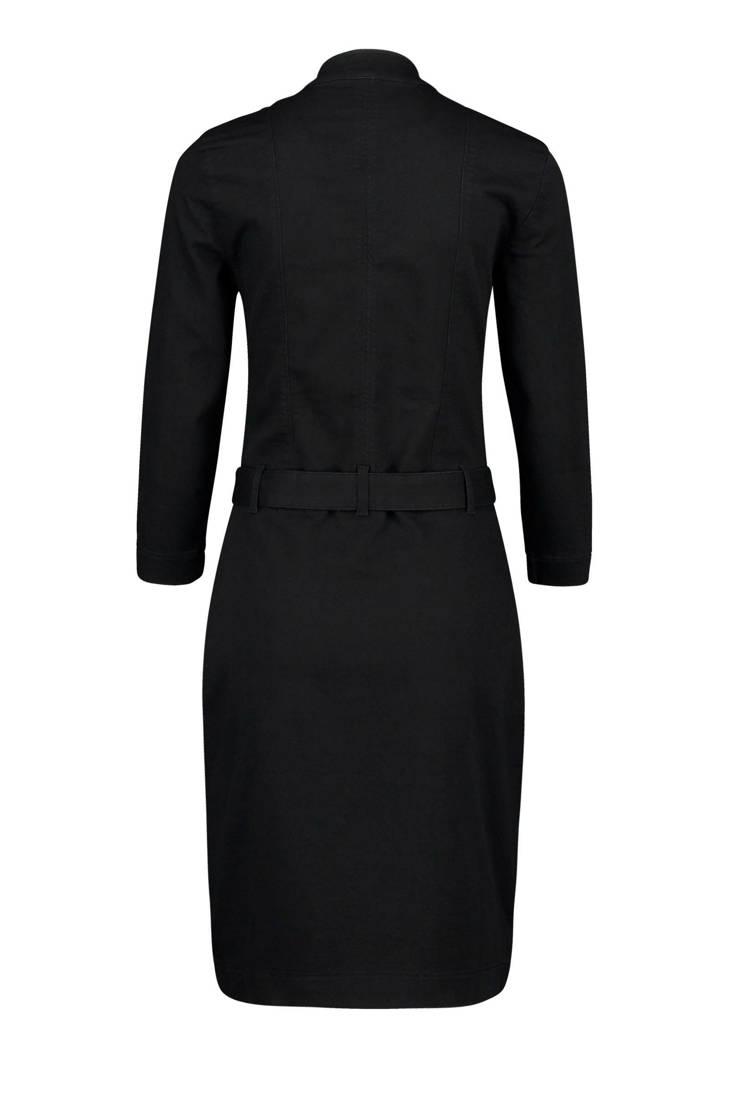 jurk Sträter Claudia Sträter denim zwart denim jurk zwart Claudia xCvna4Uqw0
