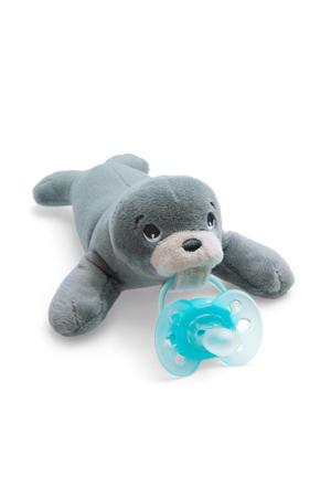 Snuggle SCF348/14 speenknuffel zeehond