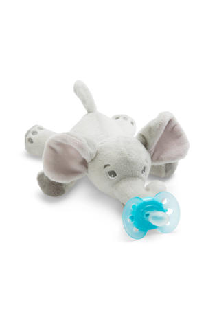 Snuggle SCF348/13 speenknuffel olifant