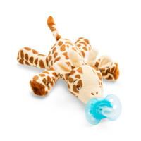 Philips AVENT Snuggle SCF348/11 speenknuffel giraffe