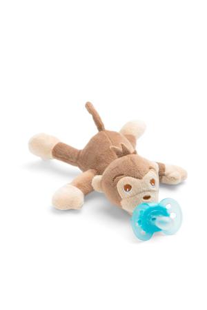 Snuggle SCF348/12 speenknuffel aap