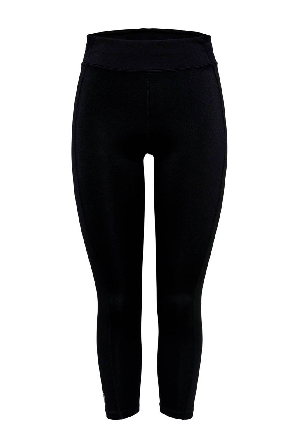 ONLY PLAY high waist 7/8 sportbroek, Zwart