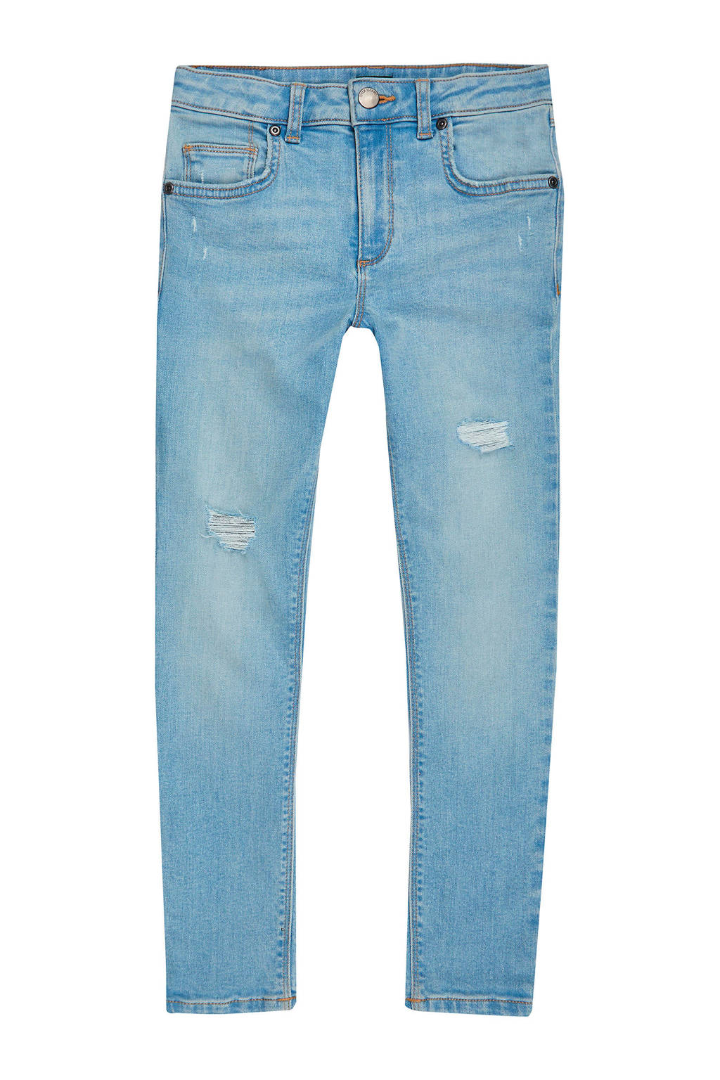 River Island super skinny jeans Danny, Light denim