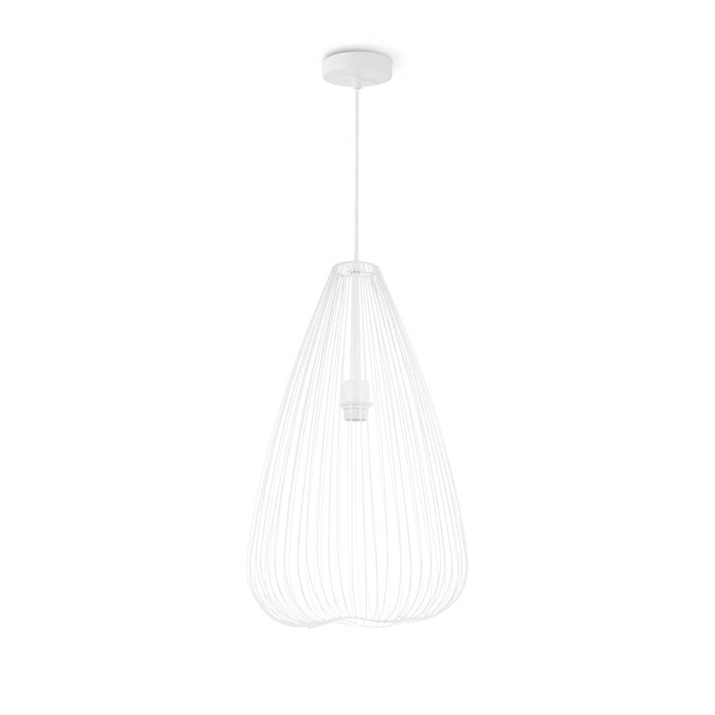 home sweet home hanglamp Cage, Wit
