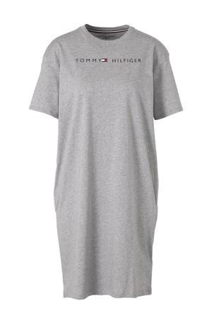 nachthemd grijs melee