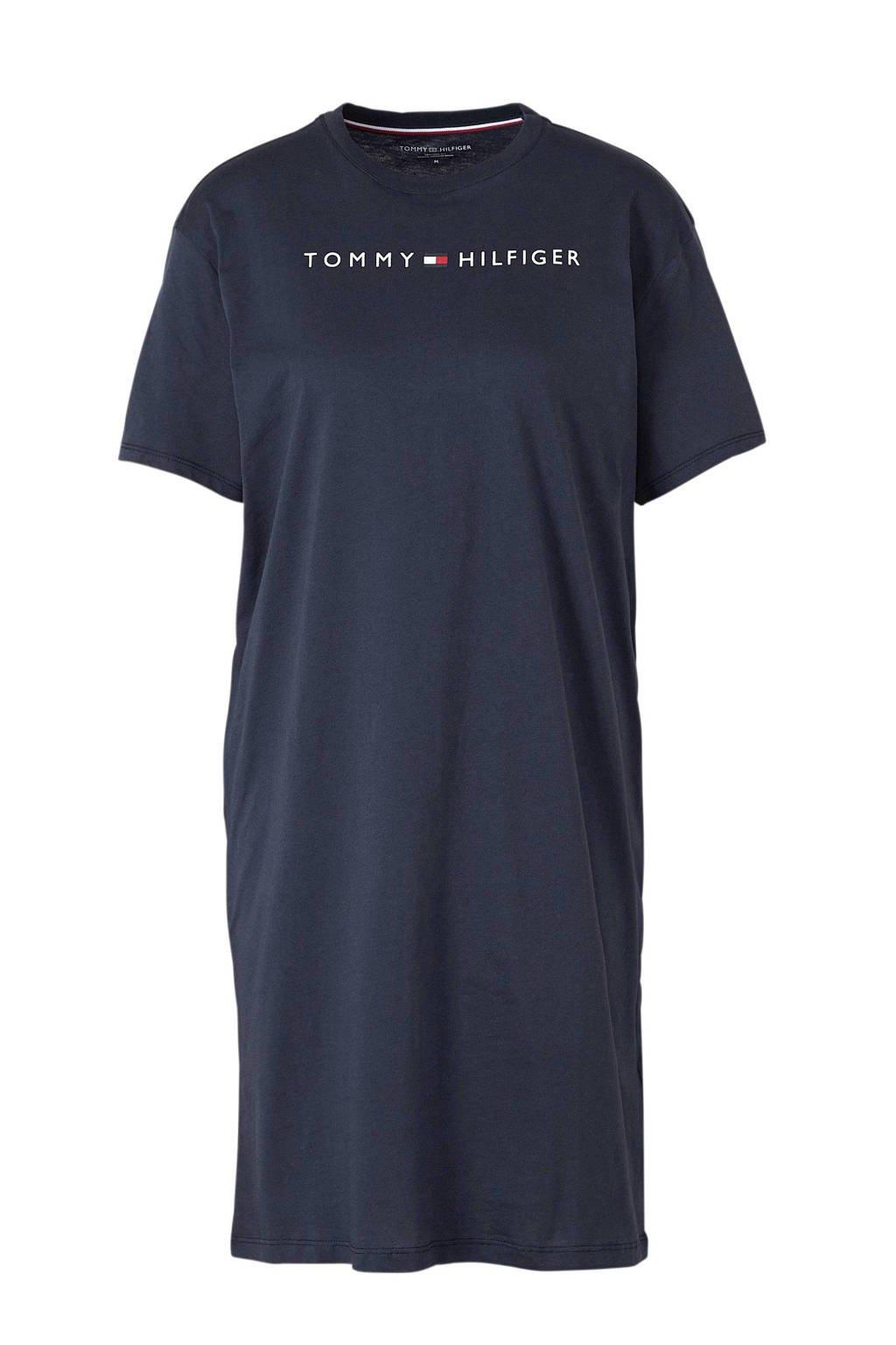 Tommy Hilfiger nachthemd marine, Marine