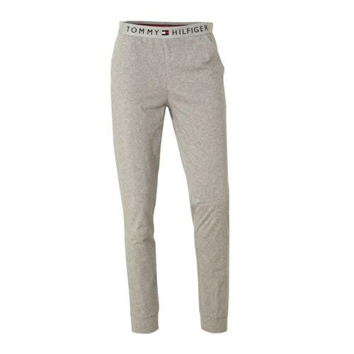 Tommy Hilfiger pyjamabroek grijs melee