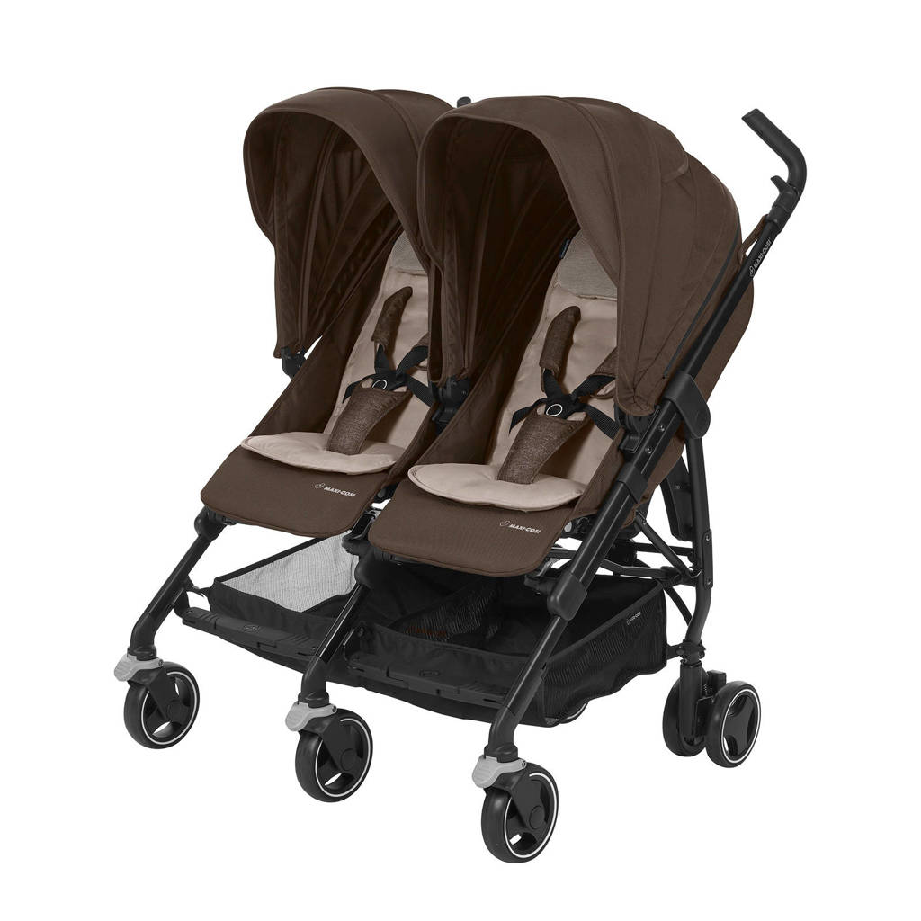 Maxi-Cosi Dana For2 duo buggy Nomad Brown, Nomad brown