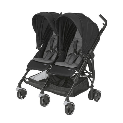 Maxi-Cosi Dana For2 duo buggy Nomad Black