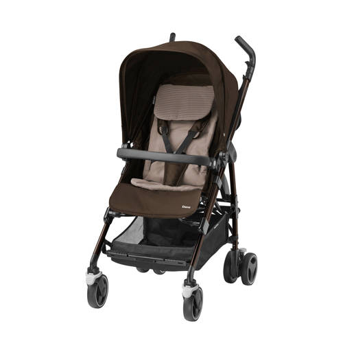Maxi-cosi buggy dana, earth brown