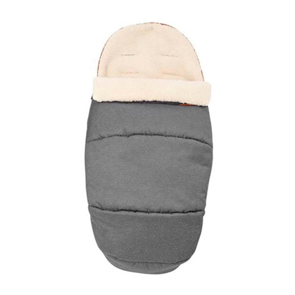 Maxi-Cosi 2-in-1 voetenzak Sparkling Grey