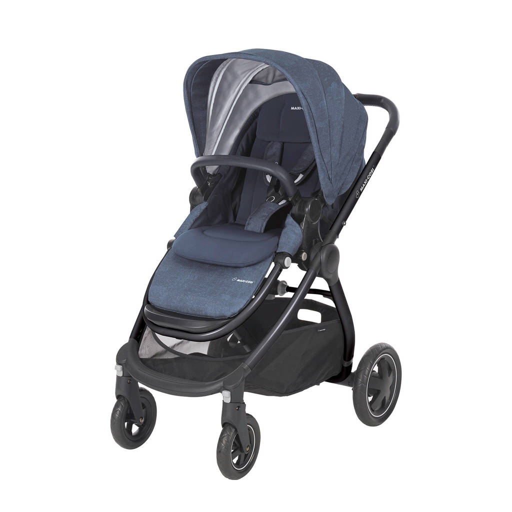 Maxi-Cosi Adorra kinderwagen Nomad Blue, Nomad blue