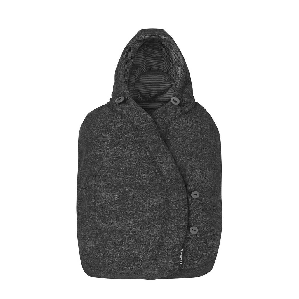 Maxi-Cosi voetenzak Nomad Black, Nomad black