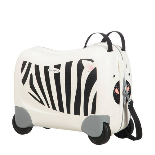 Samsonite koffer Dream Rider ride-on wit kopen