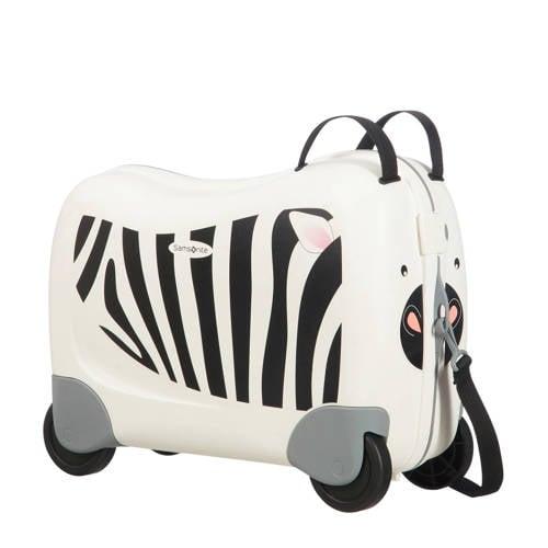 Samsonite koffer Dream Rider ride-on wit kopen
