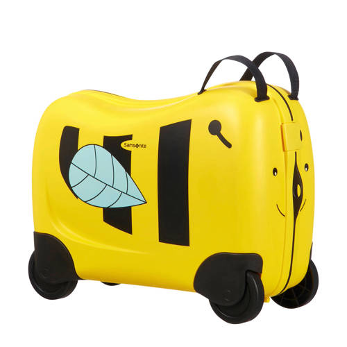 Samsonite koffer Dream Rider ride-on geel kopen