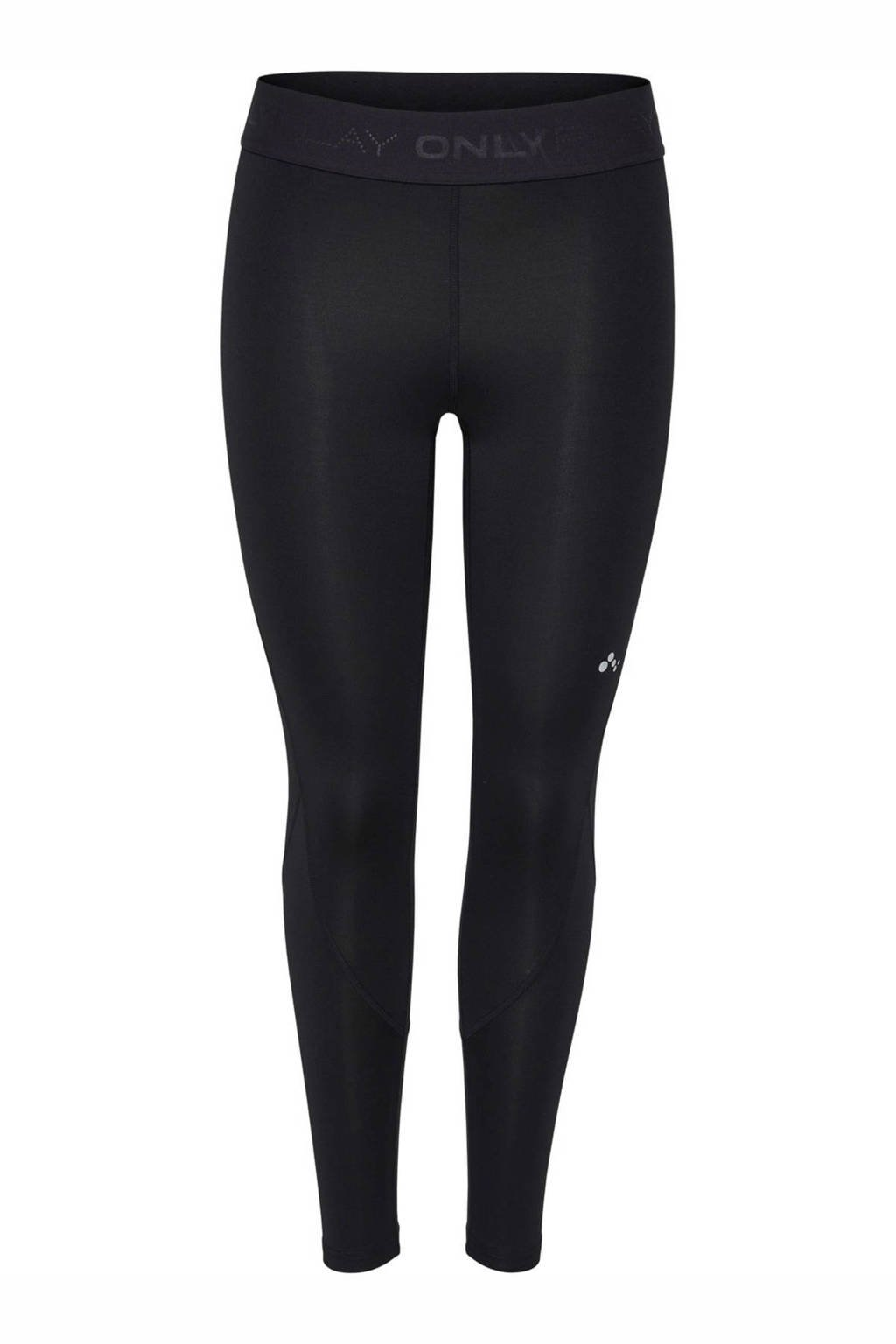 Only Play Curvy sportbroek, Zwart