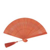 Parfois bamboe waaier roze, Roze
