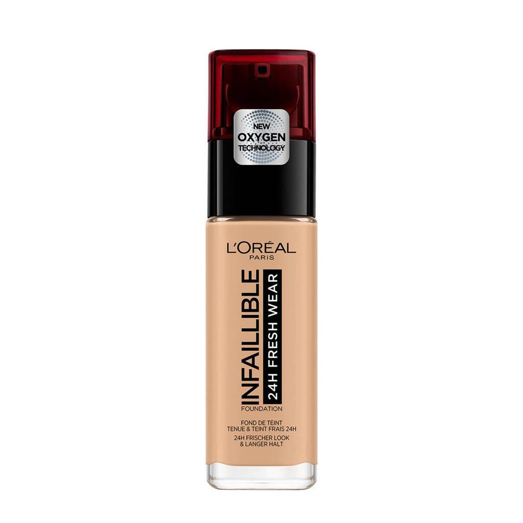 L'Oréal Paris Infaillible foundation - 140 Golden Beige