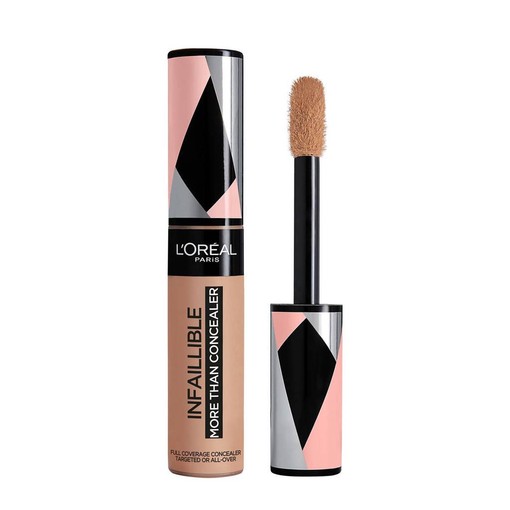 L'Oréal Paris Infaillible More Than Concealer 329 Cashew - concealer