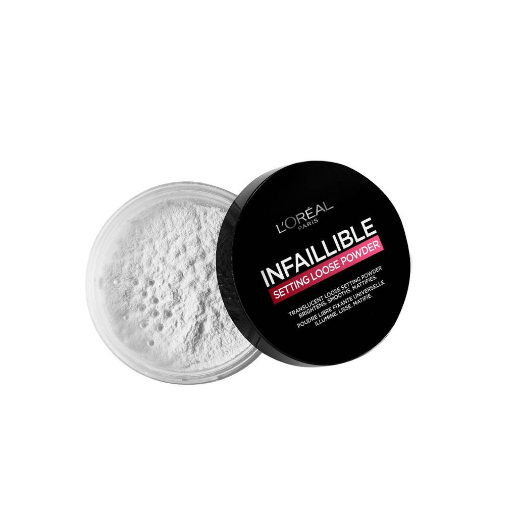 L'Oréal Paris Infaillible Magic Loose Fixing Powder