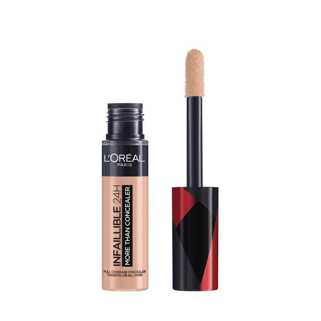 L'Oréal Paris Infaillible More Than Concealer 324 Oatmeal- concealer