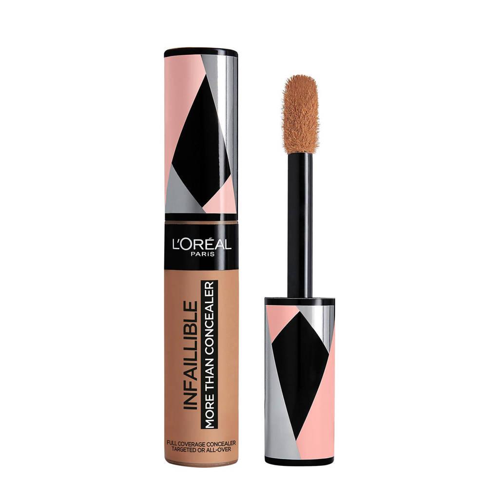L'Oréal Paris Infaillible More Than Concealer 337 Almond - concealer