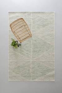 wehkamp home binnen- en buitenvloerkleed  (230x160 cm), Groen