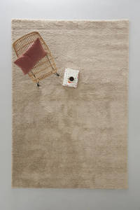 Wehkamp Home vloerkleed  (290x200 cm), Zand