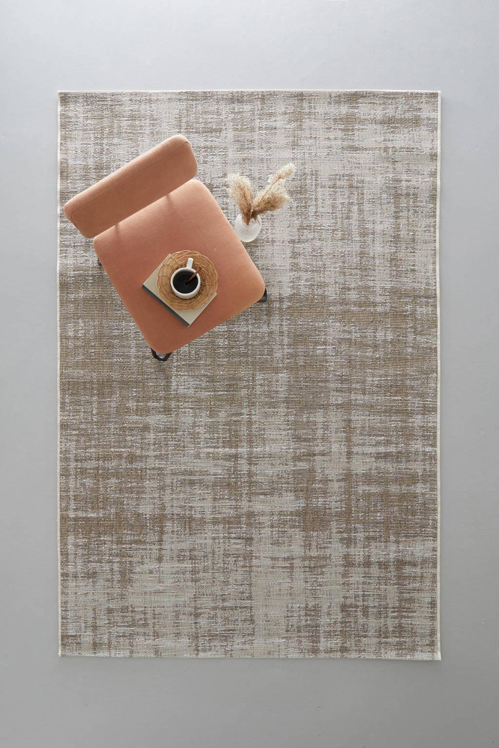 whkmp's own binnen- en buitenvloerkleed  (230x160 cm), Grijs