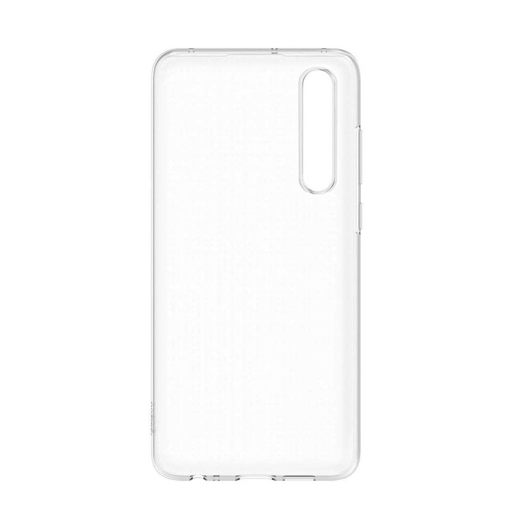 Huawei P30 backcover, Transparant