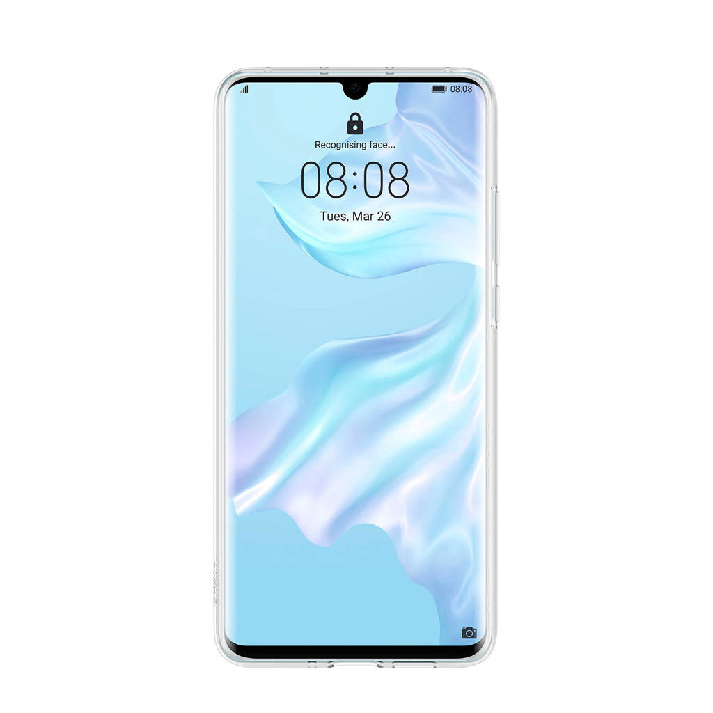 Huawei P30 Pro backcover (transparant), -