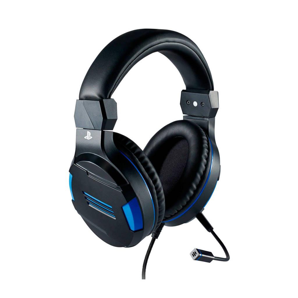 BigBen  gaming headset, Zwart, Blauw