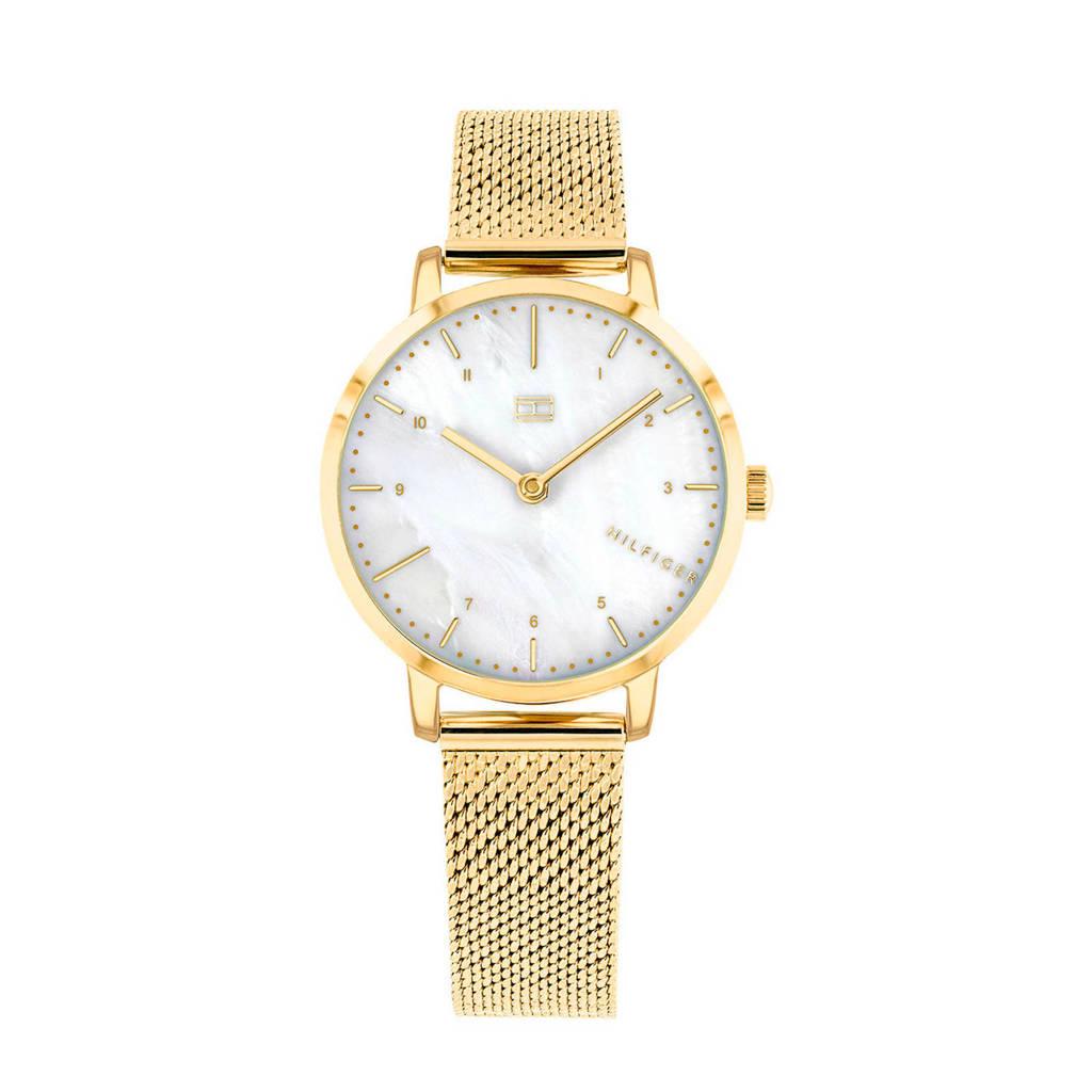 Tommy Hilfiger horloge TH1782043 goud, Goudkleurig