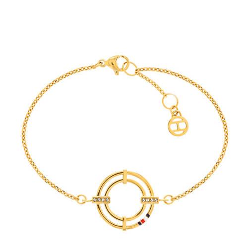 Tommy Hilfiger armband TJ2780148 goud