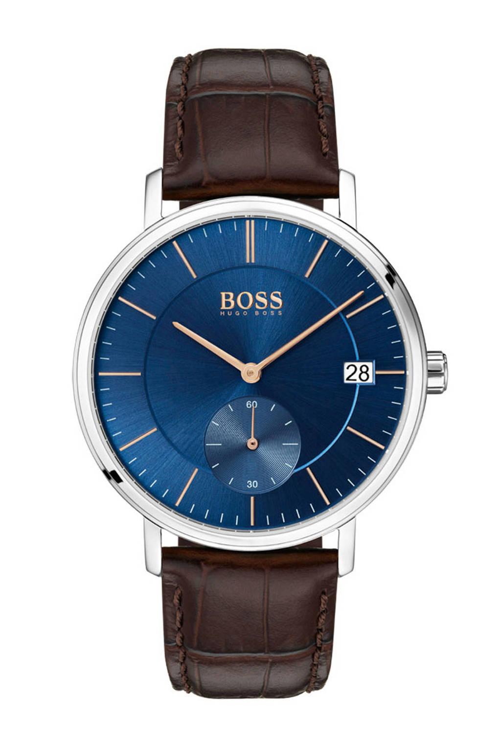 BOSS Corporal horloge HB1513639, Bruin
