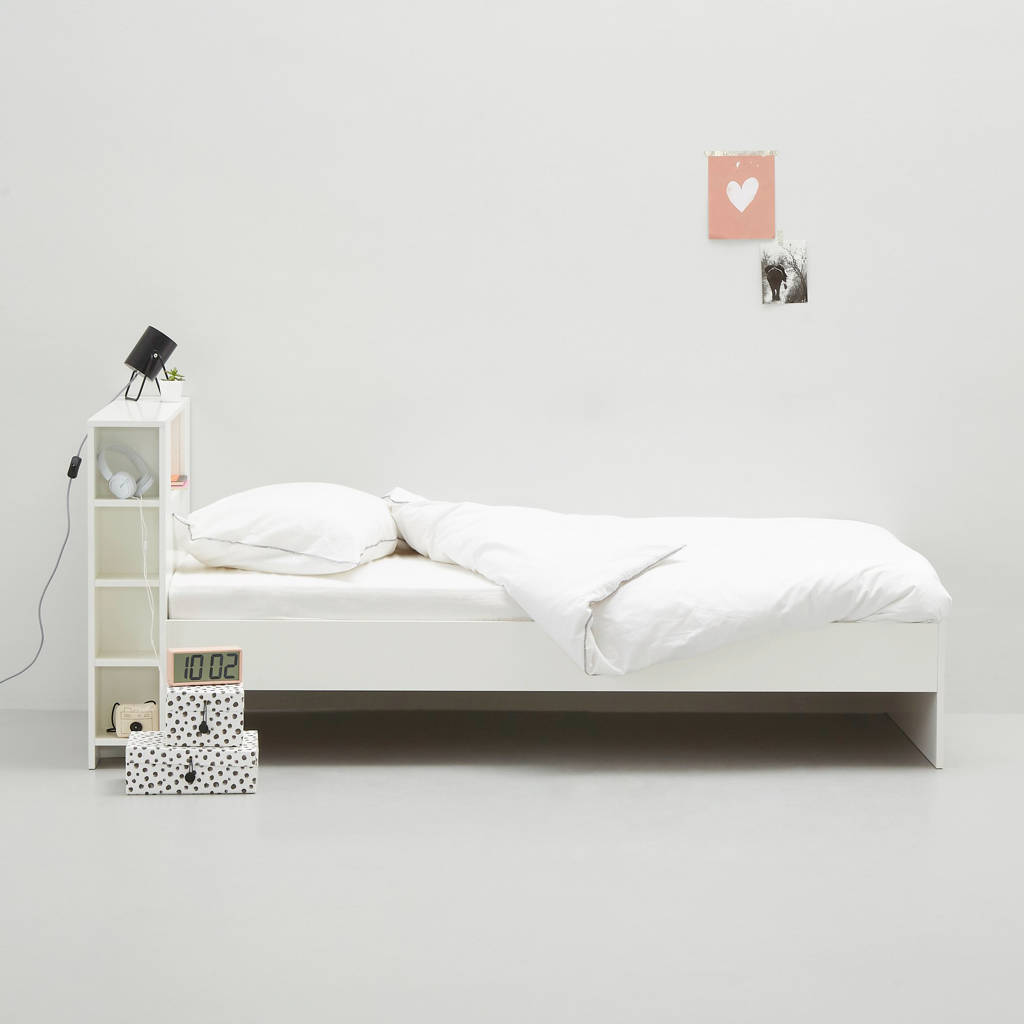 anytime bed Mila  (90x200 cm), Wit