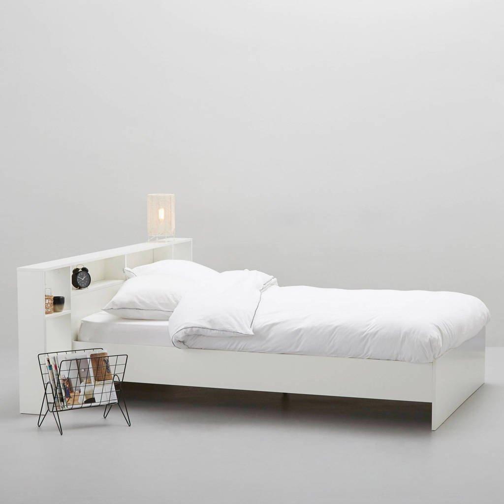 wehkamp bed Fenna  (140x200 cm), Wit