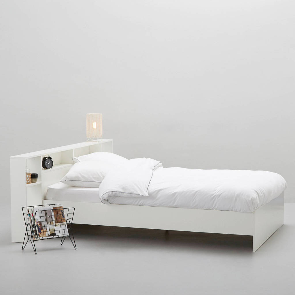 whkmp's own bed Fenna  (140x200 cm), Wit