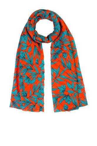 Accessoires sjaal oranje